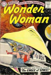 Wonder Woman 105 InvestComics