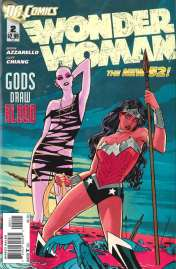 Wonder Woman 2 New 52 InvestComics