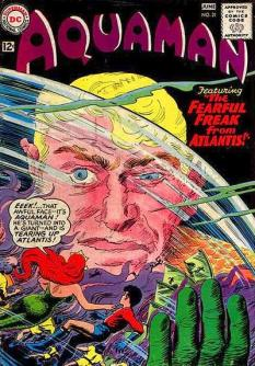 Aquaman 21 InvestComics