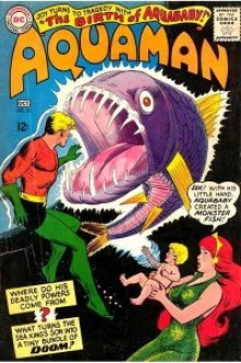 Aquaman 23 1965 InvestComics