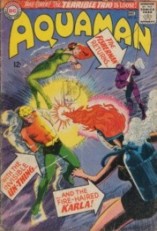 Aquaman 24 InvestComics
