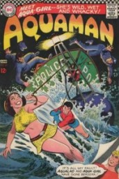 Aquaman 33 InvestComics