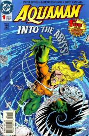 Aquaman VOL 5 1 1994 InvestComics