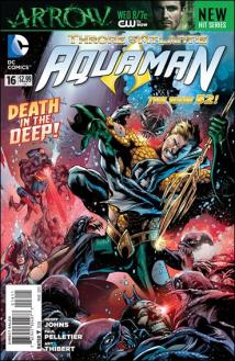 Aquaman Vol 7 16 InvestComics