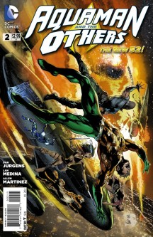 Aquaman and the Others 2 InvestComics
