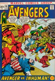 Avengers 95 InvestComics