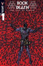 Book of Death Fall of Ninjak 1 InvestComics