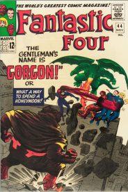 Fantastic Four 44 InvestComics