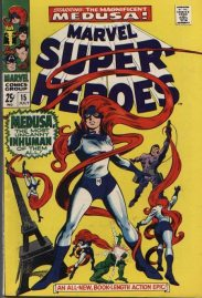 Marvel Super Heroes 15 InvestComics