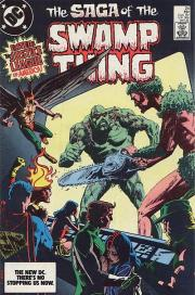 Swamp Thing 24 InvestComics