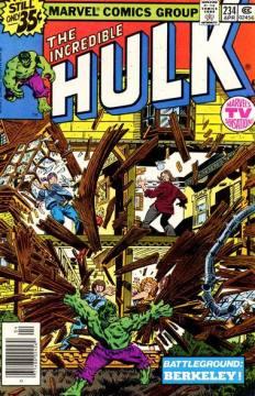 Incredible Hulk 234 InvestComics