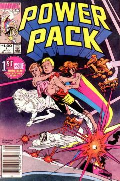 Power Pack 1 InvestComics