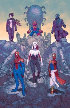 Spider Verse 5 InvestComics