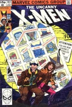 Uncanny X-Men 141 InvestComics
