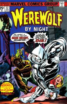 Werewolf By Night #32 InvestComics