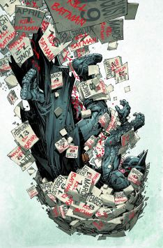 Batman Arkham Knight 10 InvestComics