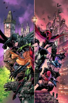 Batman and Robin Eternal 1 InvestComics