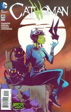 Catwoman 45 InvestComics