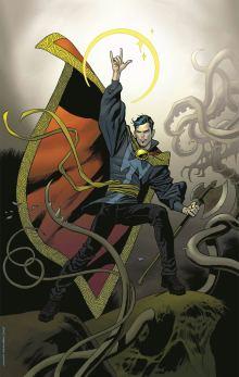 Doctor Strange 1 InvestComics