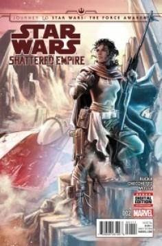 Journey To Star Wars Force Awakens Shattered Empire 2 InvestComics