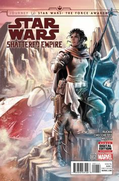 Journey To Star Wars Force Awakens Shattered Empire 2 InvestComics