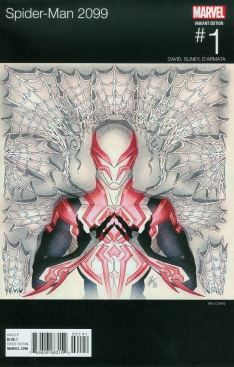 Spider-Man 2099 1 InvestComics
