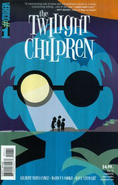 Twilight Children 1 InvestComics