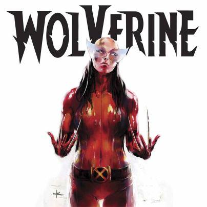 All new Wolverine 1 InvestComics
