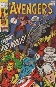 Avengers 80