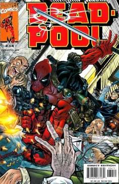 Deadpool 34