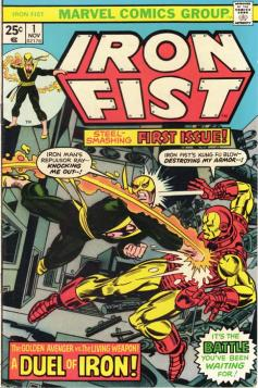 Iron Fist 1 InvestComics