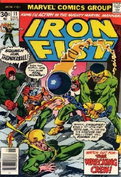 Iron Fist 11 InvestComics