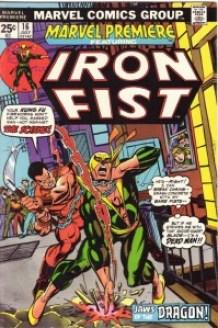 Marvel Premiere 16 InvestComics