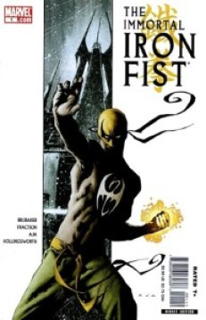 The Immortal Iron Fist 1