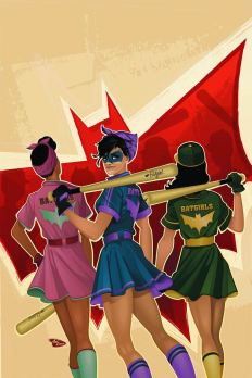 DC Comics Bombshells 7