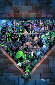 Injustice Gods Among Us Year Four Annual 1