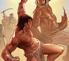 Review – Conan the Avenger #22