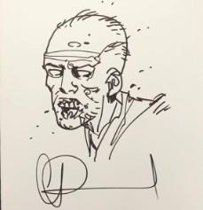 Walking Dead #150 Signed/Sketch +MORE