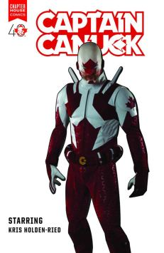 Captain Canuck #7