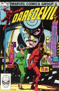 Daredevil 197