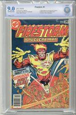 Firestorm #1