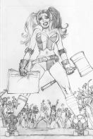 Harley Quinn #25 Neal Adams