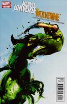 Marvel Universe vs Wolverine #3