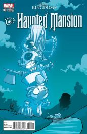Disney Kingdoms The Haunted Mansion #1