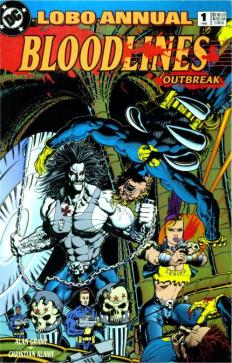 Lobo Annual #1 Bloodlines