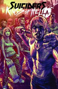 Suiciders Kings Of HeiL.A. #1