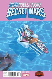 Deadpools Secret Secret Wars #2