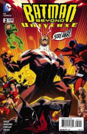 Batman Beyond Universe #2