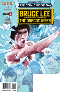 Bruce Lee The Dragon Rises #1
