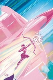 Mighty Morphin Power Rangers Pink #1